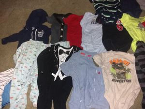 Assorted baby boy clothes 3months for sale  Broken Arrow, OK