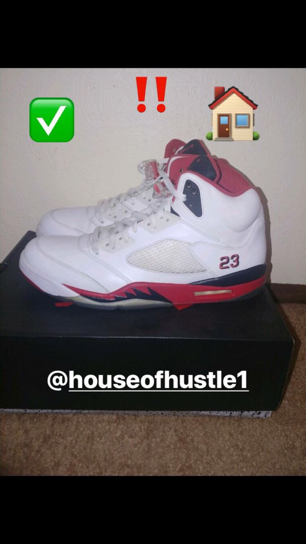 3e266502a653 Jordan fire red 5s Cheap Jordans for Sale in Glenwood