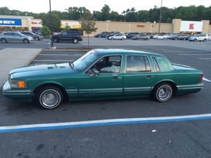 Lincoln Town Car Lowrider For Sale In White Plains Ny Offerup