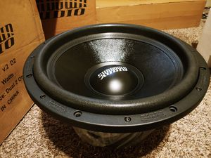 Photo 15 Sundown Audio SA-15 V.2 1000w rms Subwoofer