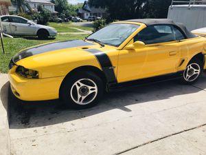 Photo Parts 1995 Mustang Gt