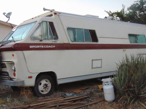 1976 dodge sportscoach motorhome for Sale in Rio Rancho, NM - OfferUp