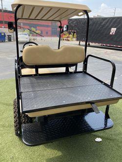 2017 EZ GO TXT 48V golf cart Like Brand New!!! Thumbnail