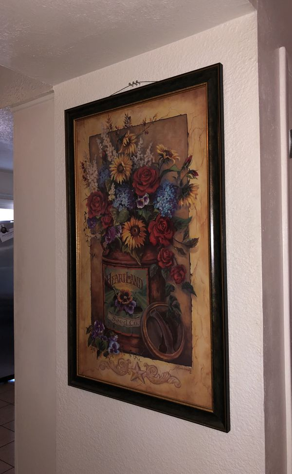 GLASS WALL ART for Sale in Glendale, AZ - OfferUp