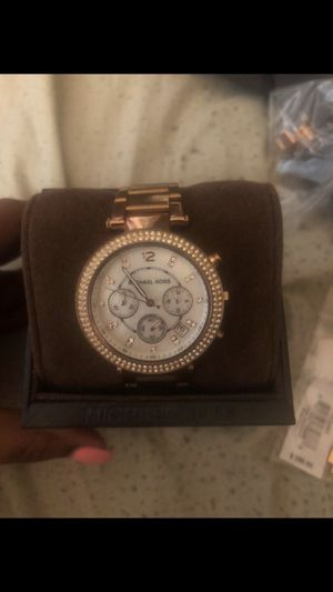 Michael kor watch authentic for Sale in Fort Washington, MD