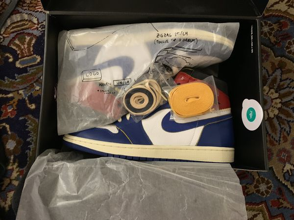 71e29afe2581 Air Jordan 1 X Union Los Angeles for Sale in Arcadia