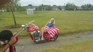 Kendall Johnson Custom Chopper for Sale in Glenarden, MD