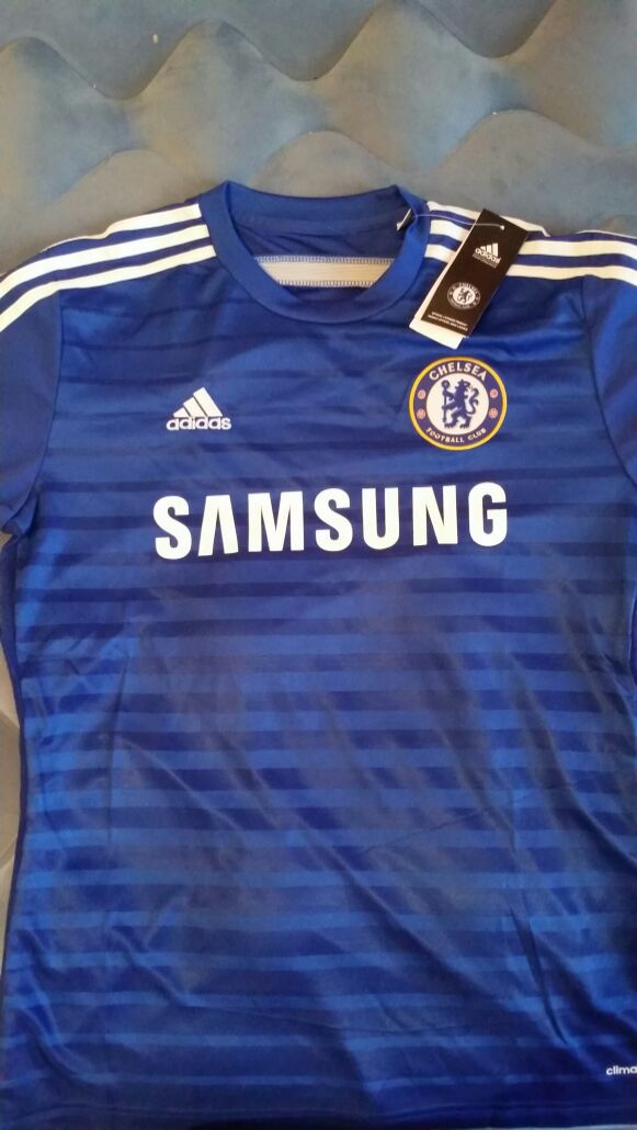 buy popular 65f6f 7ac8e Chelsea fc Jersey 2014/2015 Hazard, Oscar for Sale in Irving, TX - OfferUp