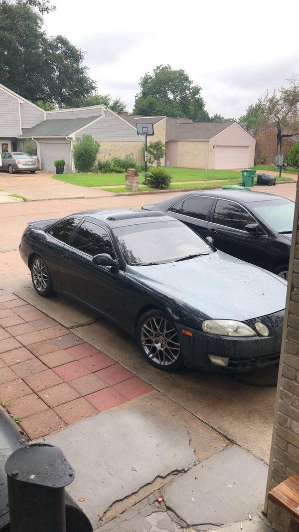 1jzgte twin turbo Lexus sc300 for Sale in Houston, TX - OfferUp