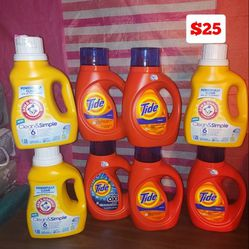 tide / arm and hammer PENDING PICK UP Thumbnail