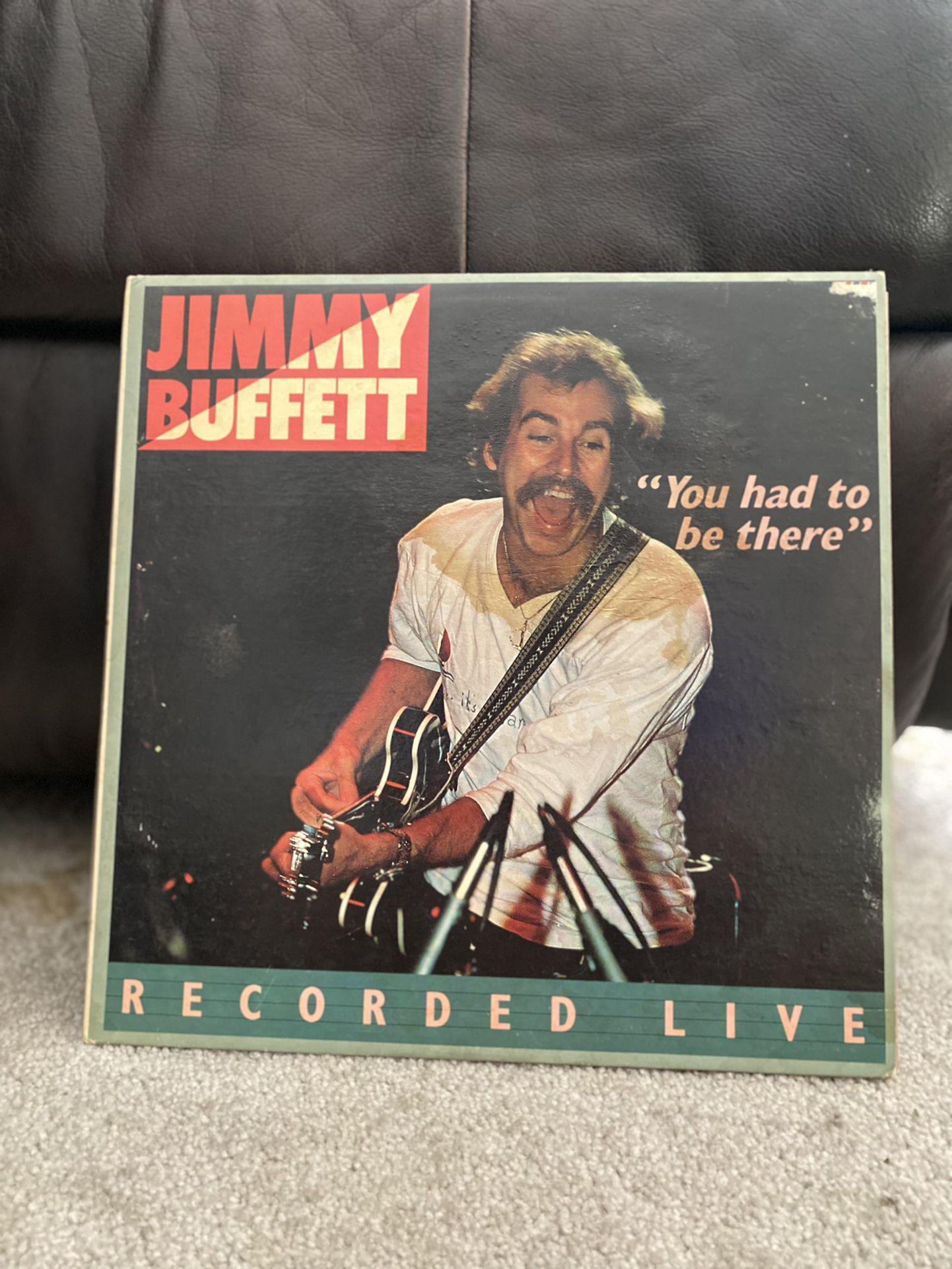 Jimmy Buffett Record