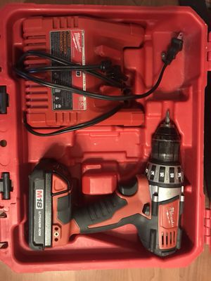 Milwaukee Drill for Sale in Pasadena, MD
