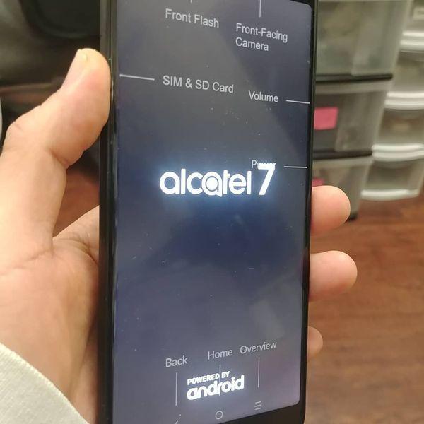 Unlocked Alcatel 7 - metro, tmobile, att, simple mobile for Sale in  Lakewood, CA - OfferUp