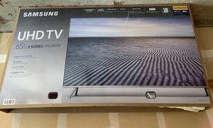 "Samsung - 65"" Class LED MU8000 Series 2160p Smart 4K UHD TV for Sale in McLean, VA"