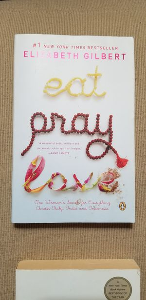 Eat, Pray, Love by Elizabeth Gilbert paperback for Sale in Cleveland, OH