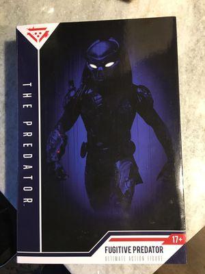 Predator action figure new in box for Sale in Peabody, MA