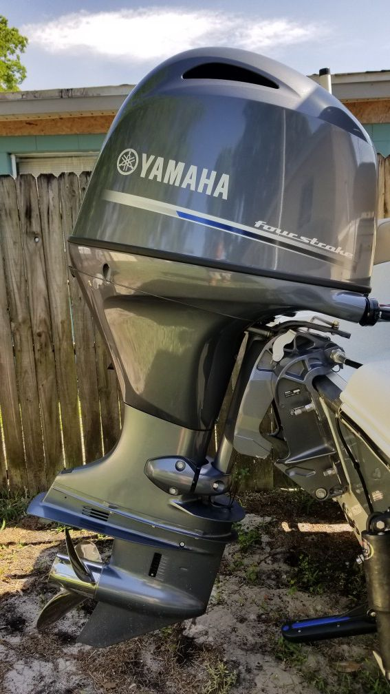 Yamaha 115 Outboard 2017 For Sale In Orlando, FL