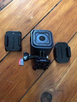 Go Pro Hero 5 Session w/ micro SanDisk Ultra PLUS 16GB card for Sale in Pittsburgh, PA