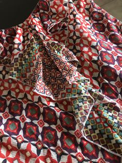 Guess Los Angeles Women's Shirt With Folds In Front Size S Multicolor Thumbnail