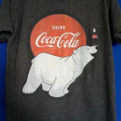 Polar Bear Coca Cola Shirt Thumbnail