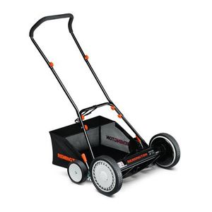 Remington RM3100 18-Inch Reel Push Mower with Rear Bag for Sale in Houston, TX