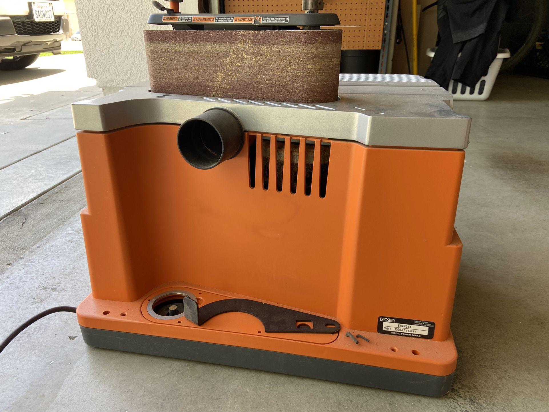 Oscillating Edge/ Belt/ Spindle Sander