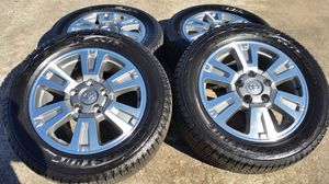 "20"" Toyota Tundra wheels/rims from a 1794 Edition for Sale in Miami, FL"