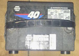 Napa Car Battery GOOD for Sale in Murfreesboro, TN