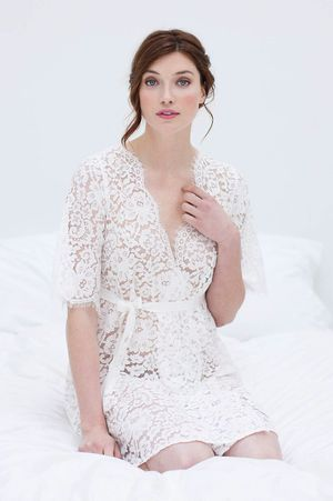 Bridal Lace Robe from Girl with a Serious Dream for Sale in Scottsdale, AZ