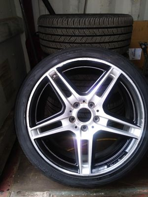 Mercedes Benz amg wheels for Sale in District Heights, MD