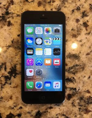 Apple iPhone 5 -Space 64GB Unlocked -4G LTE Smartphone for Sale in Bethesda, MD