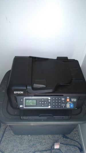 Fax print scanner and copy all in one for Sale in Detroit, MI