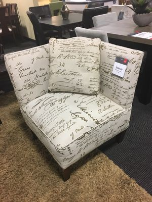 Brule Accent Chair for Sale in Springfield, VA