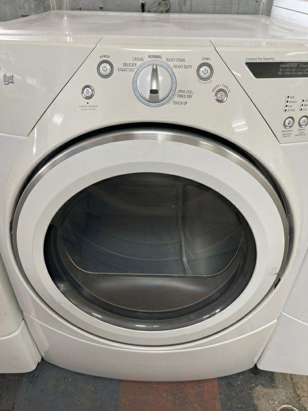 ENDING SOON Whirlpool White Dryer