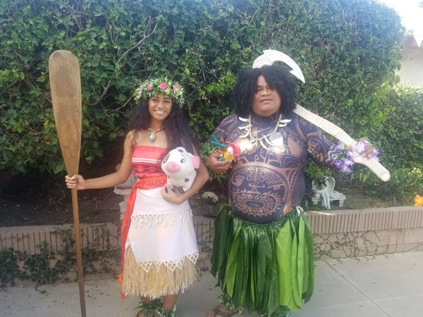 Moana and Maui characters and more for Sale in Riverside, CA - OfferUp