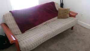 Futon sofa bed for Sale in Washington, DC