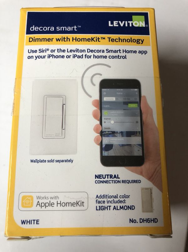 New Leviton smart switch with dimmer for Sale in Turlock, CA - OfferUp