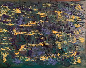 Abstract # 4 in oil for Sale in Dunwoody, GA