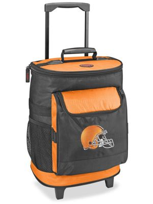 Cleveland Browns Cooler *Brand New* Roller/Backpack Logo Brand - $35 Ea for Sale in Anaheim, CA