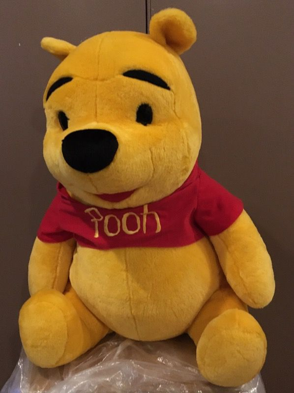 d8d33182f0bc Jumbo Giant Winnie the Pooh Bear Plush for Sale in Tacoma