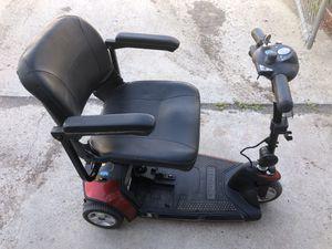 Photo Pride GoGo Elite 3 wheeled scooter
