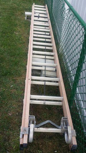 28 fiberglass ladder $325 for Sale in UNIVERSITY PA, MD