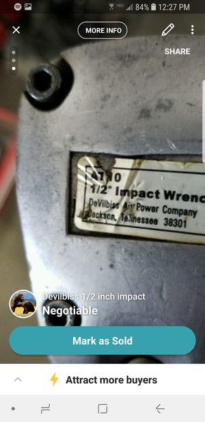 Impact gun for Sale in Mount Dora, FL