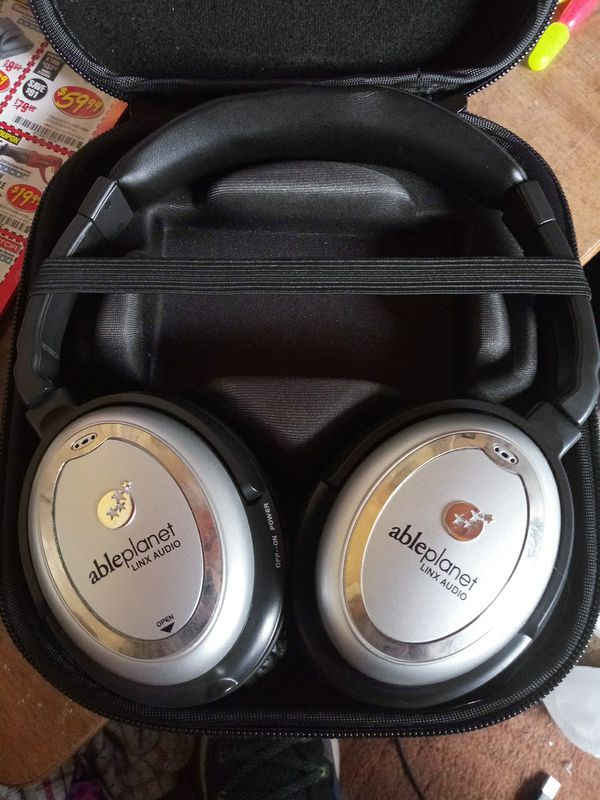 Able Planet: Able Planet Linx Audio Headphones For Sale In North