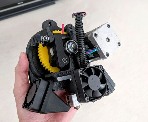 Toolhead / Print head for Lulzbot Taz 6 3D printer for Sale in Tustin, CA -  OfferUp