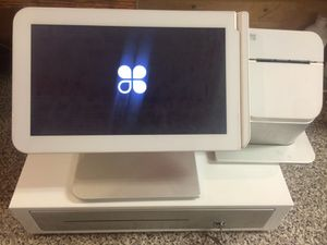 Clover Pos for sale used only 1 year, perfect for small business for Sale in Boston, MA