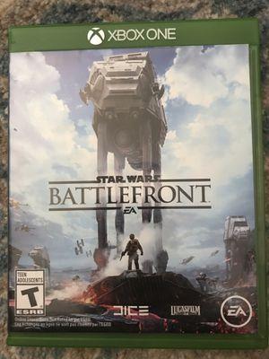 Star Wars Battlefront: Xbox One for Sale in Alexandria, VA