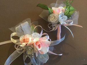 Corsage and Boutonniere Set for Sale in Herndon, VA