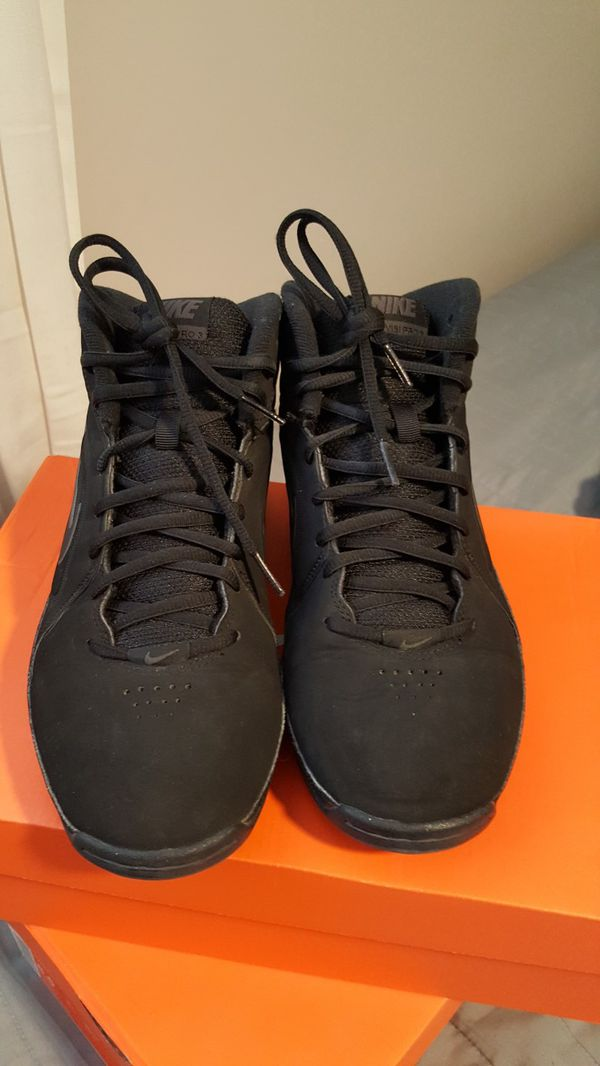 08f3c3aa5f19 Nike Air Visi Pro 3 NBK Basketball Shoes for Sale in Glendale