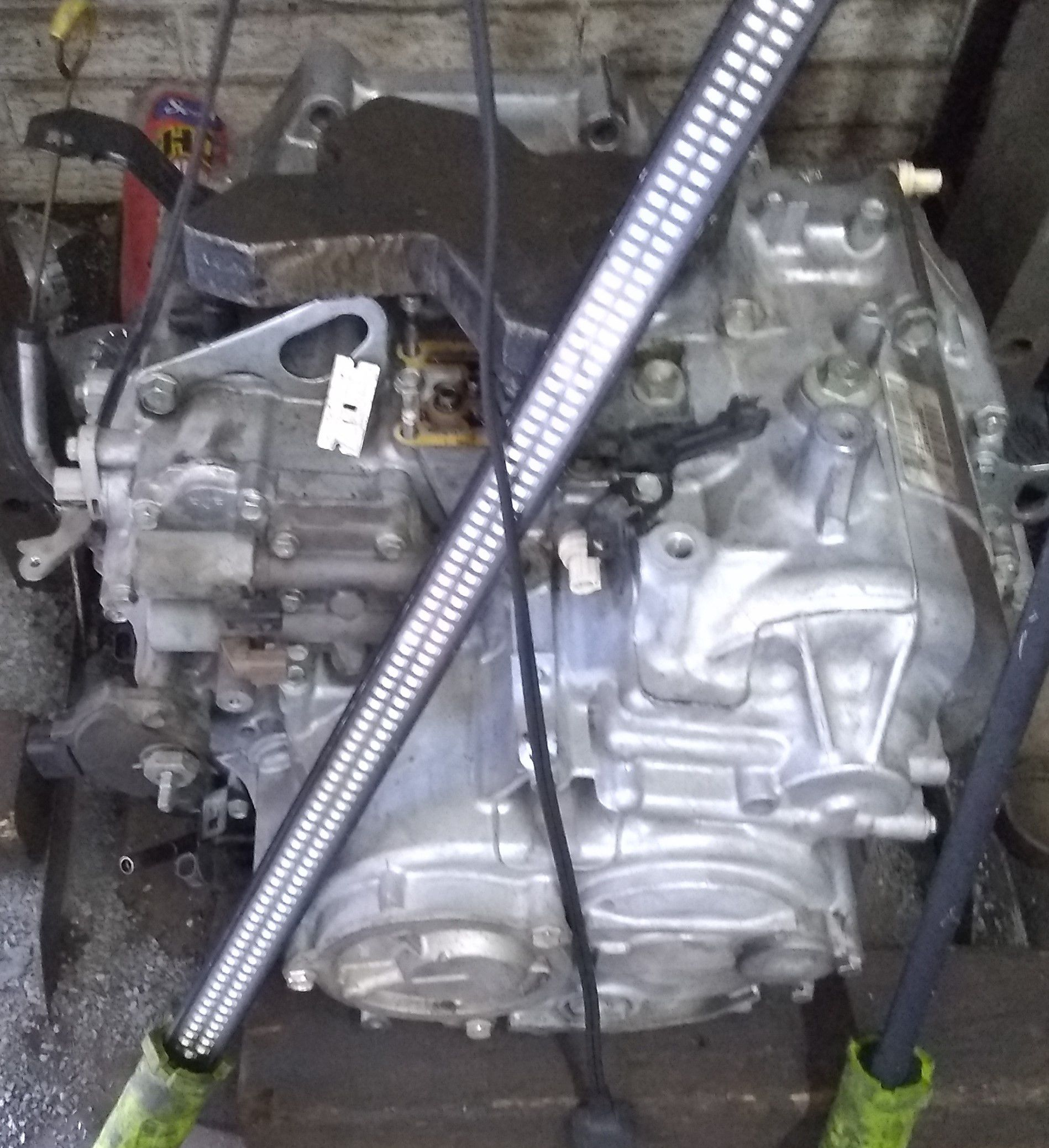 Honda odyssey transmission